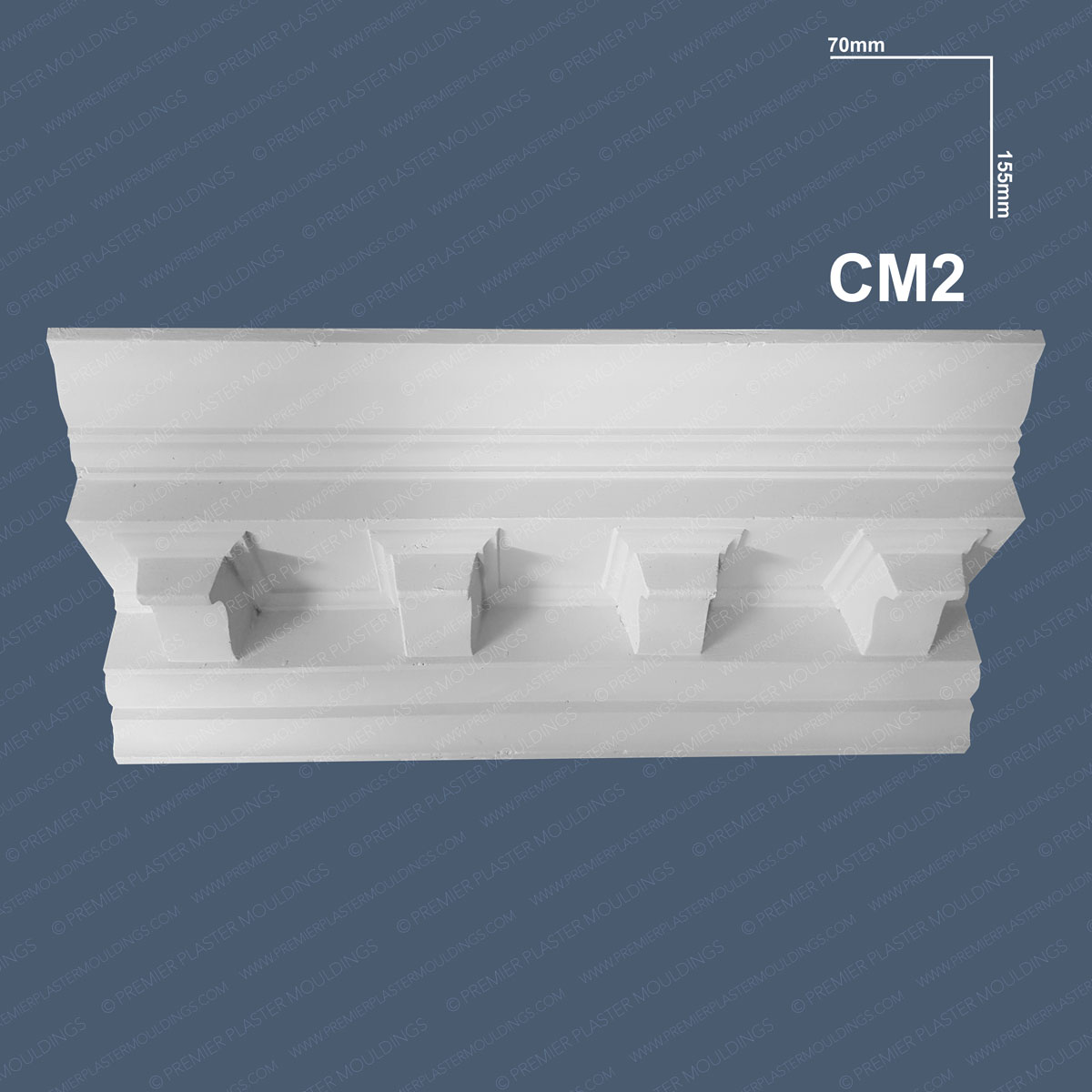 CM2 Decorative Cornice