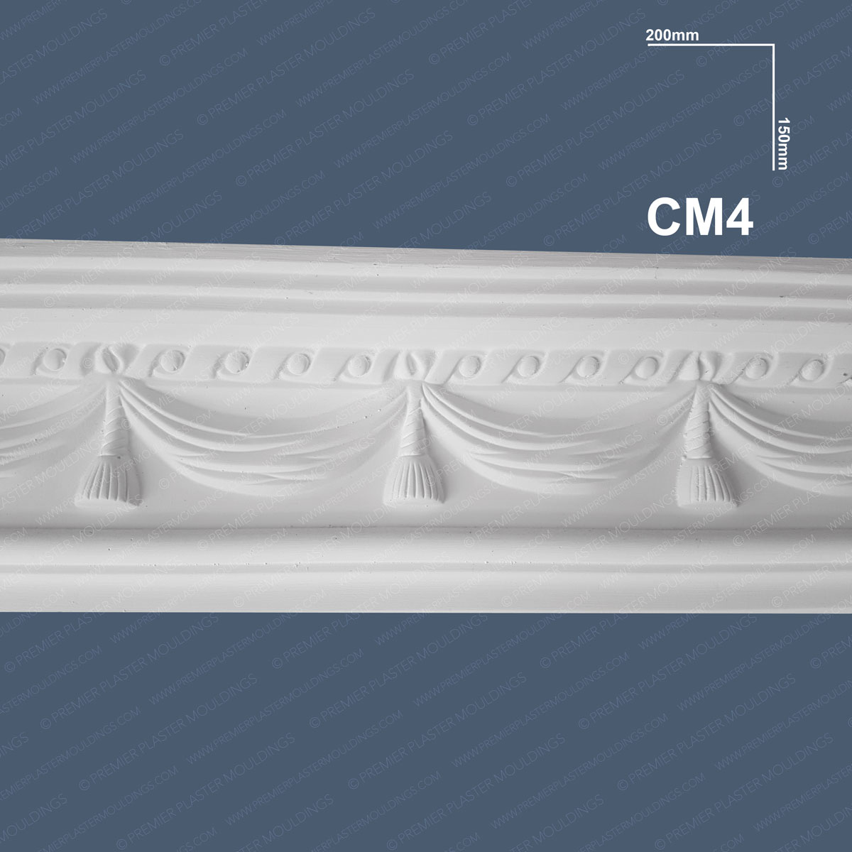 CM4 Decorative Cornice