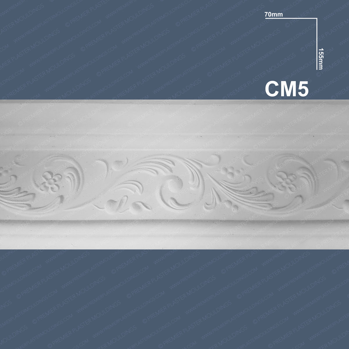 CM5 Decorative Cornice