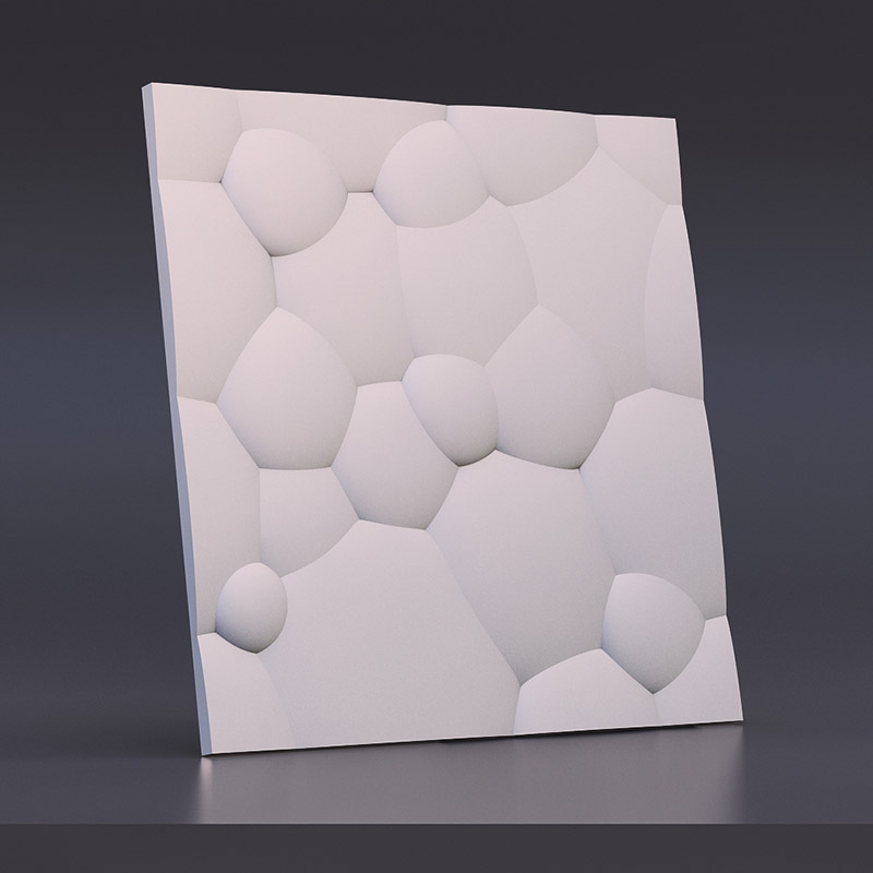 Bubbles 3D Wall Panels