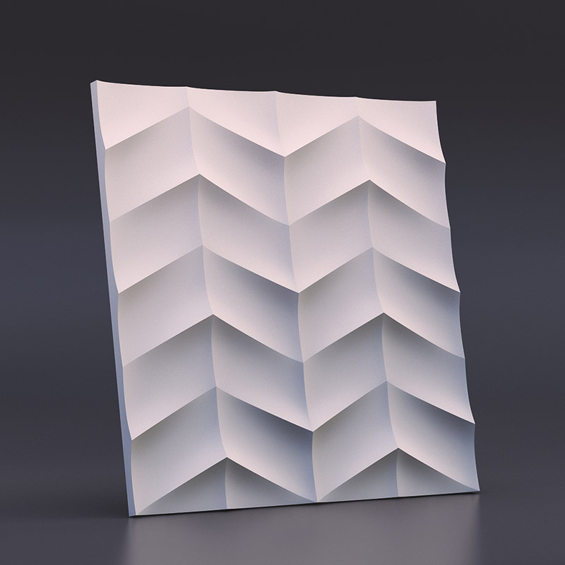 Small Ladder 3D Wall Panels